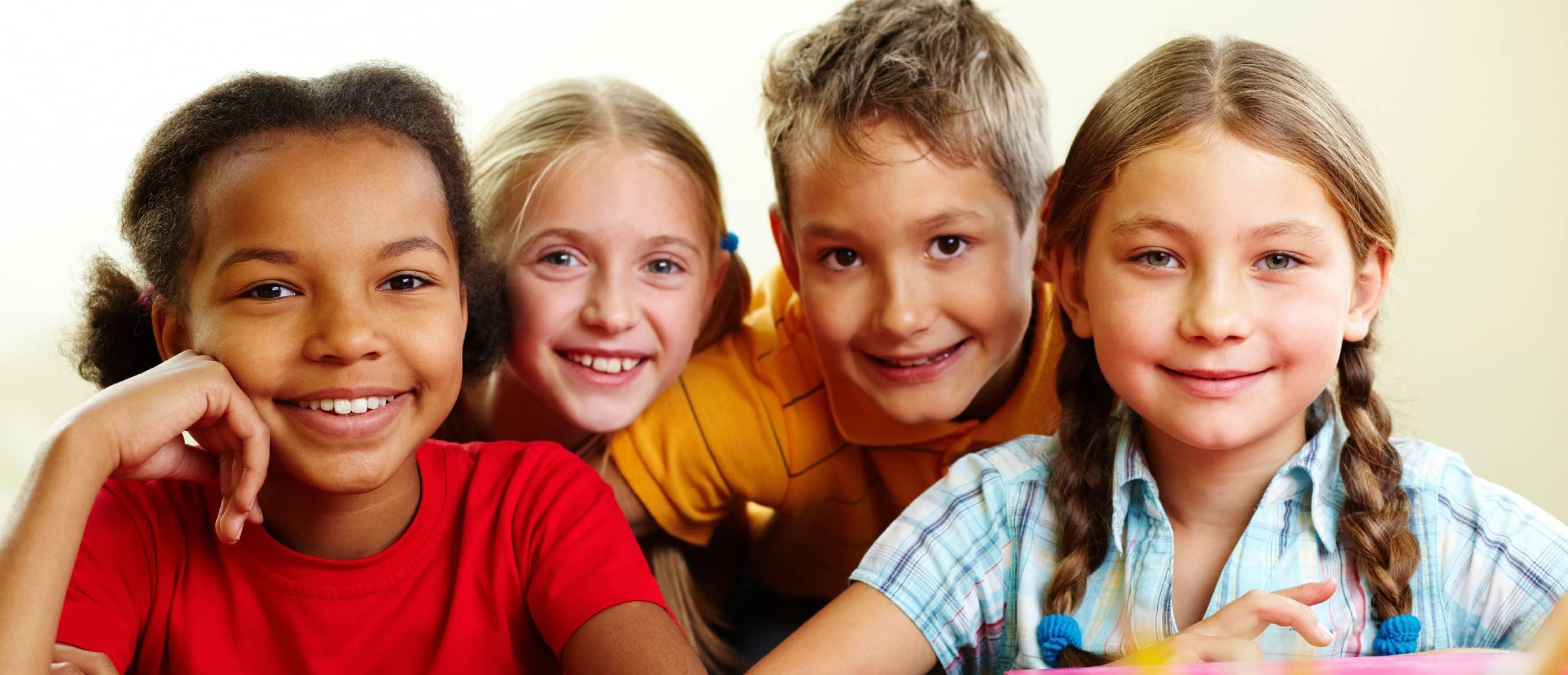 portrait d'élèves en classe à toulouse