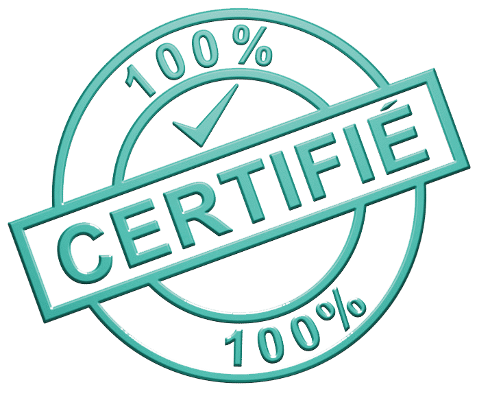 logo certifiés