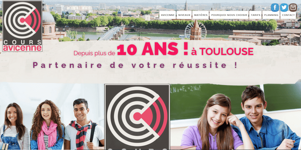 cours particulier avicenne toulouse