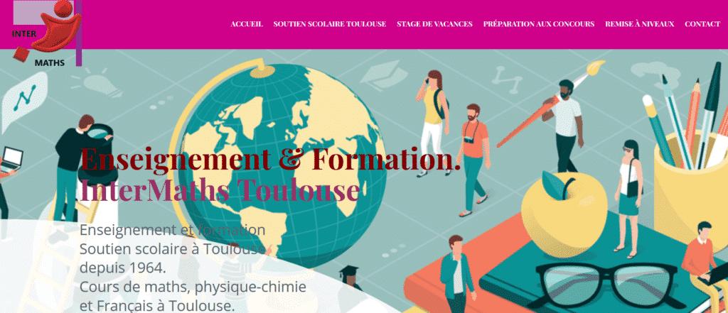 enseignement formation maths physique français toulouse