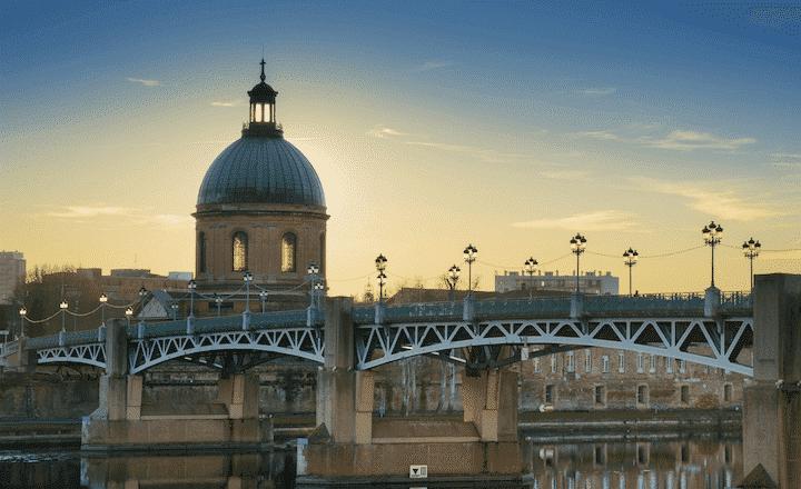 toulouse saint pierre pont garonne