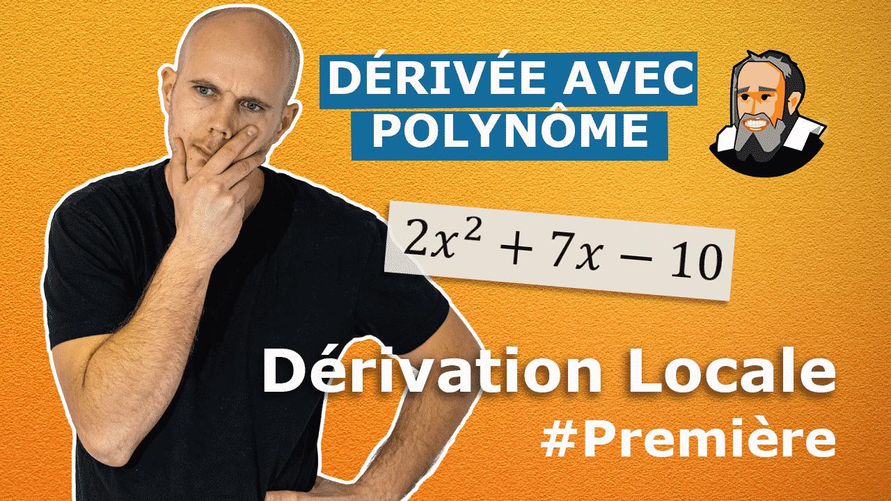derive polynome