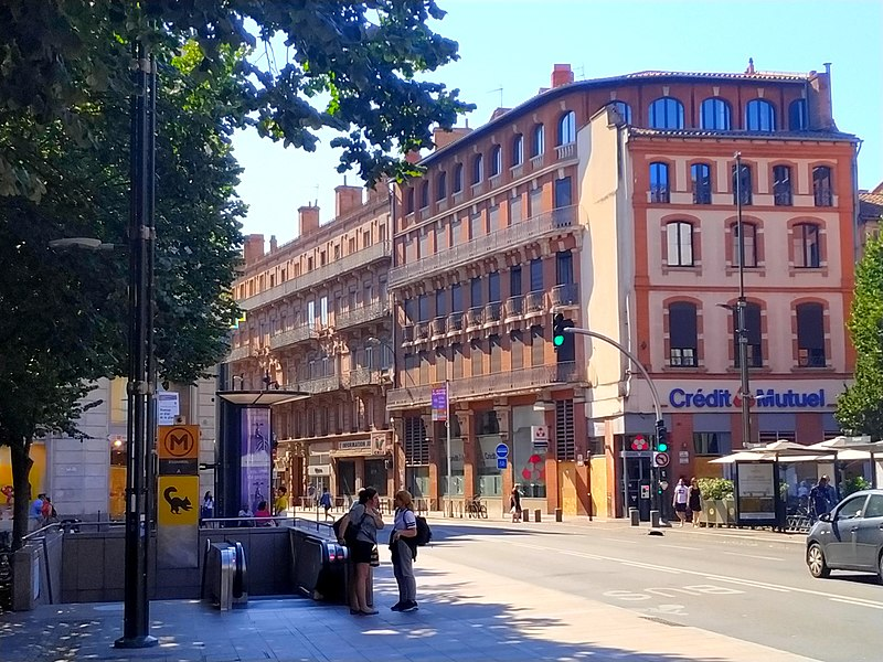 place esquirol toulouse