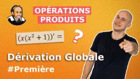 produit fonctions dérivées